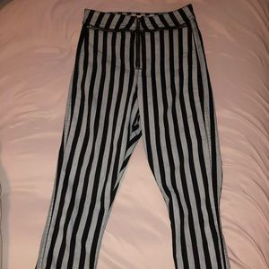 ASOS Pinstriped Pants